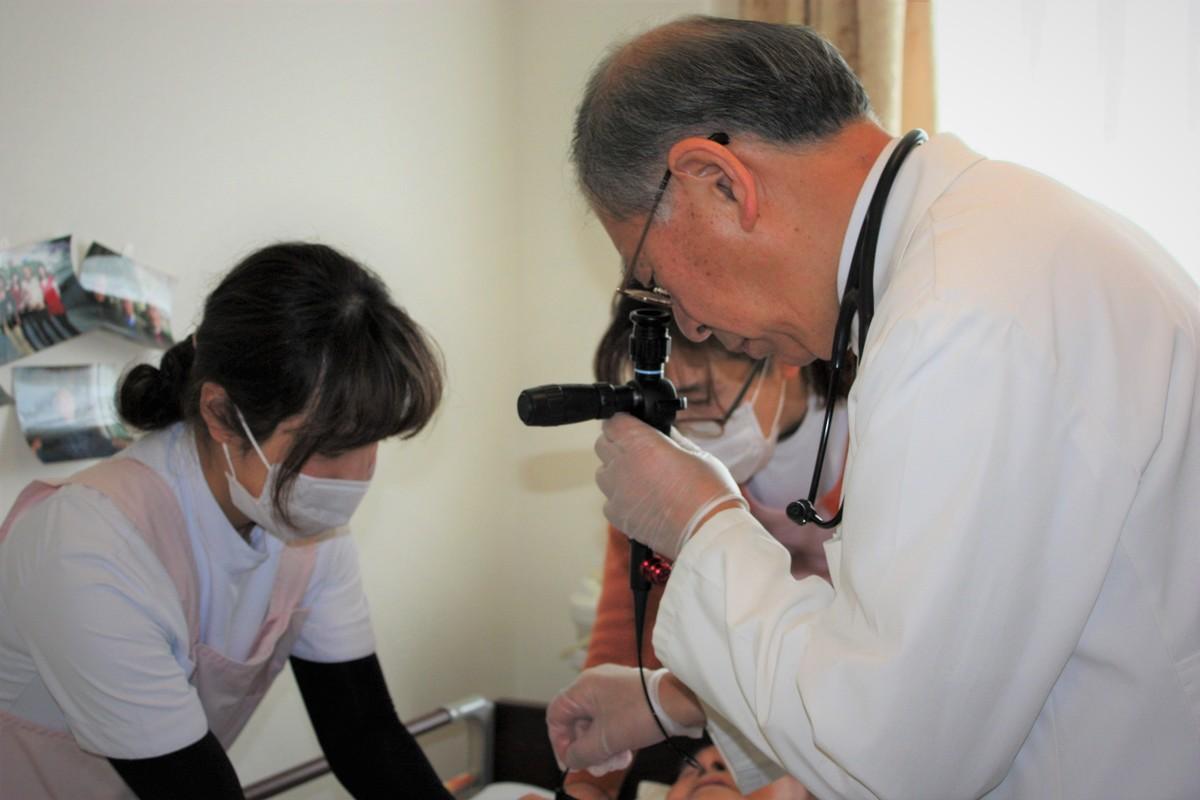 医療法人あすなろ会の診療写真